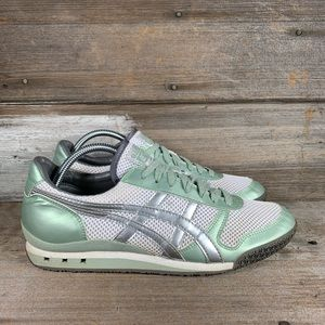 ASICS Onitsuka Tiger Ultimate 81 Green And Gray